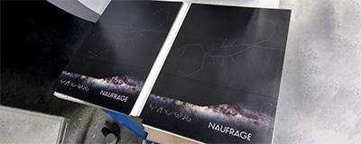 Naufrage poster